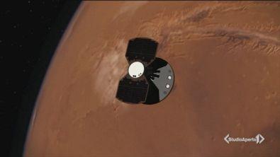 Esclusivo: in diretta da Marte
