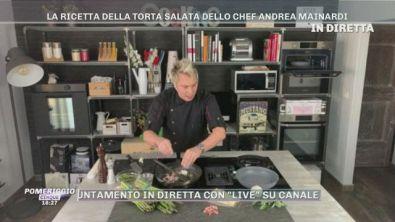 La ricetta di Andrea Mainardi