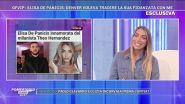 """GFVIP - Elisa De Panicis: """"Io, Denver e Theo Hernandez..."""""""