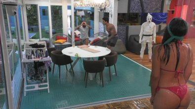 Danilo e Matteo scoprono la missione di Alessia