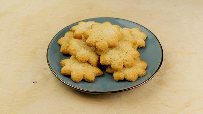 Ricetta per biscotti al profumo di vaniglia e limone