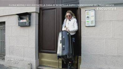 La nuova casa di Elena Morali
