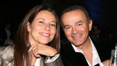 Dodi Battaglia e Paola Toeschi, un amore forte tra dolore e rinascita