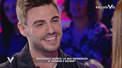 """Francesco Monte e """"Uomini e donne"""""""