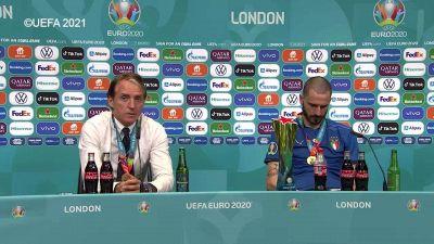 """Europei, Mancini: """"Sui rigori, la sorte mi doveva qualcosa"""""""