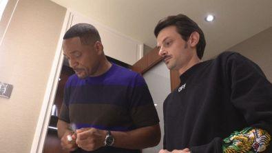 Rovazzi e Will Smith... una stanza per due