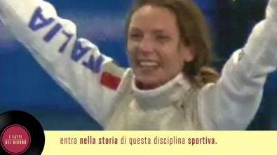 11 agosto: Valentina Vezzali e il suo terzo oro olimpico