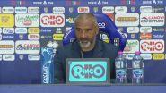 """Liverani: """"Bene fino al gol del Napoli"""""""