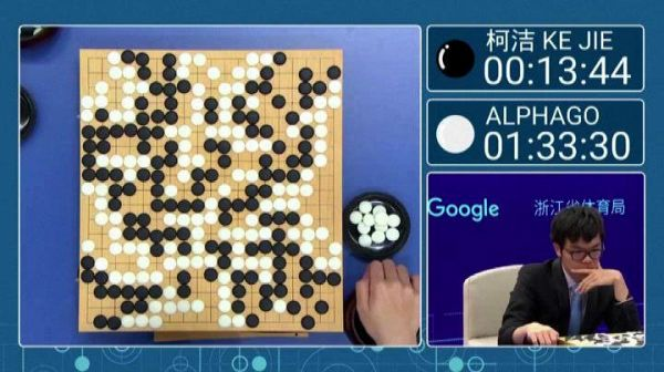 L'intelligenza artificiale di Google batte il campione di Go