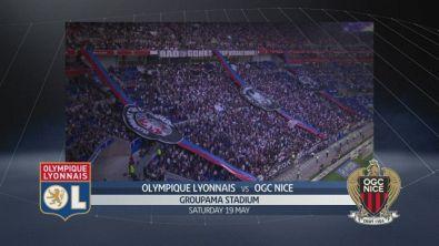 Olympique Lyonnais-OGC Nice 3-2
