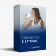 DNA PROFILE TEST GLUTINE E LATTOSIO