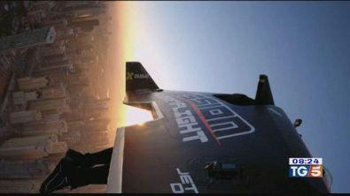 Impresa compiuta nei cieli di Dubai
