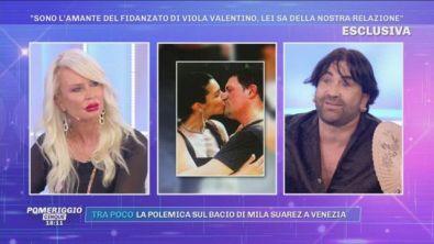 """Ivan Cattaneo: ''Viola Valentino? Non c'è nessun tradimento."""""""