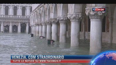 """Breaking News delle ore 09.00: """"Venezia, Cdm straordinario"""""""