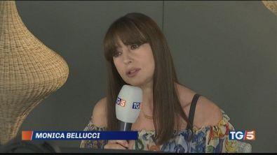 Alla Mostra del Cinema arriva Monica Bellucci
