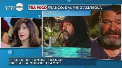 Dal ring all'isola