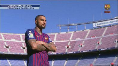 Boateng, occasione Barcellona