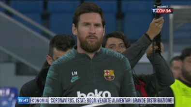 Messi, il mondo Inter un po' ci crede