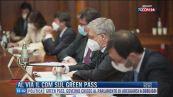 Breaking News delle 16.00 | Al via il cdm sul green pass