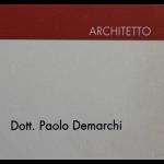 Dott. Demarchi Paolo Architetto