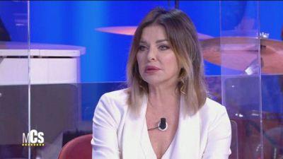 Alba Parietti: ''Francesco mi somiglia...''