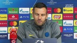 """Handanovic: """"Altra storia rispetto al Milan"""""""