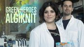 Green Heroes: episodio 3 - Algiknit