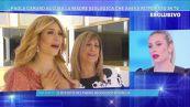 Paola Caruso accusa la madre biologica che aveva ritrovato in tv