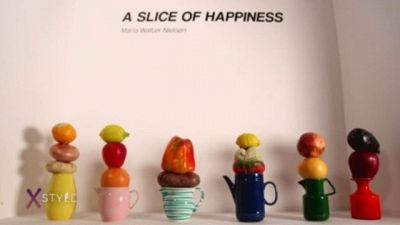 La felicità fatta a fette