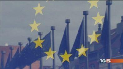 """I vertici UE a Norcia """"non vi lasciamo soli"""""""
