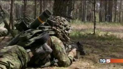 Nato e Russia alta tensione