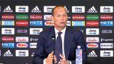 """Juventus, Allegri: """"Serie A sara' equilibrata, servira' continuita'. La Champions un desiderio"""""""