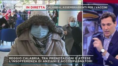 Vaccini, in Calabria è caos