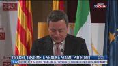 Breaking News delle 17.00 | Draghi, insieme a Spagna siamo più forti