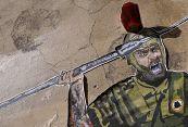 """Roma, murale per De Rossi: """"Guerriero contro il Covid"""""""