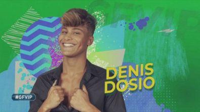 Denis Dosio: la clip di presentazione