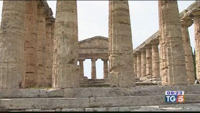 Si confessa e restituisce il tesoro di Paestum