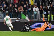 Serie A 2021/22 Juventus-Sassuolo 1-2