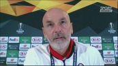 """Milan, Pioli: """"Abbiamo 2 strade per la Champions"""""""
