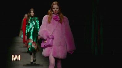 Gucci: la collezione per l'Autunno-Inverno 2016