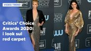 Critics' Choice Awards 2020: il red carpet