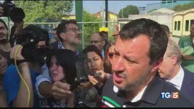 Nuovi venti di crisi, Salvini attacca Tria