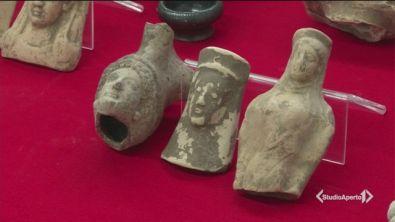 Trafficanti di tesori archeologici