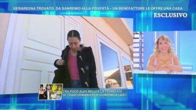Un benefattore offre una casa a Gerardina Trovato