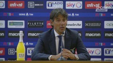 """Simone Inzaghi: """"Orgoglioso del record di Immobile"""""""
