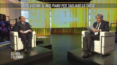 Silvio Berlusconi: la flat tax