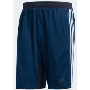 Pantaloncino Adidas Blu da allenamento in jersey art. DU1600