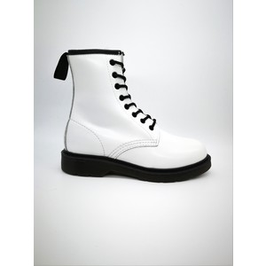 Anfibio bianco pelle scarpe tempo libero donna Pregunta art. IV8939-CG 002