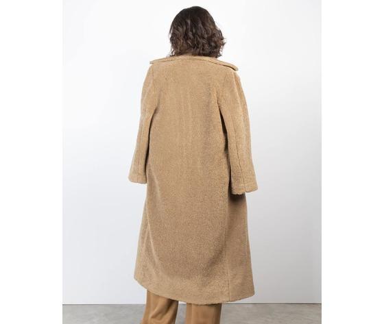 Cappotto donna cammello face to face trudy art. 313 ca 1