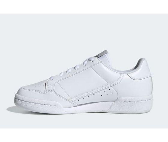 Ee8383 adidas continental 80 j bianco pennarelli 6
